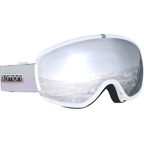 Salomon W's Ivy Goggles White Flower